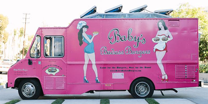 Baby's Badass Burgers slide 6