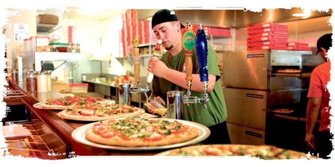 Extreme Pizza slide 4