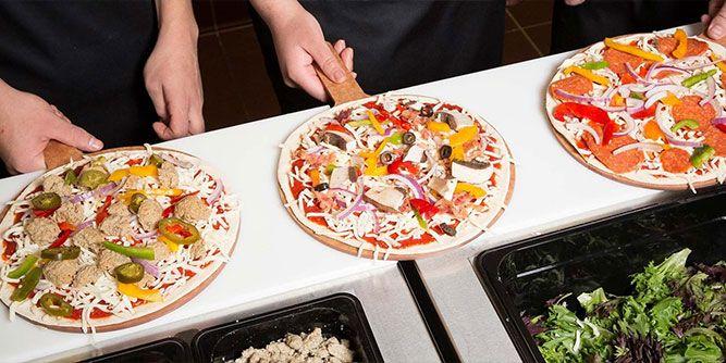 Firenza Pizza slide 7