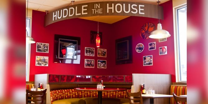 Huddle House, Inc. slide 2