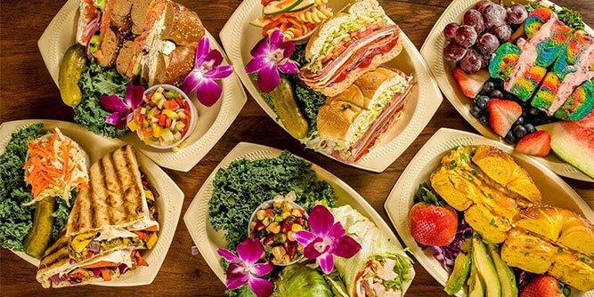 Long Island Bagel Café slide 1