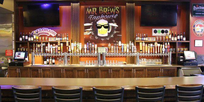 Mr. Brews Taphouse slide 5