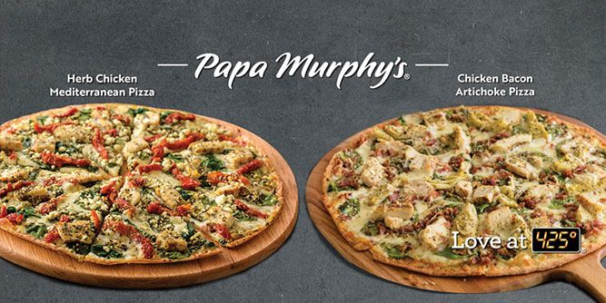 Papa Murphy's slide 2