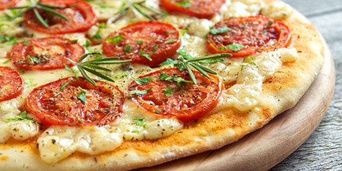 Pizzeria Halt - Vegan/Veggie Pizza slide 5