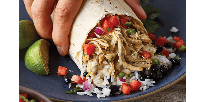 QDOBA Mexican Eats slide 2