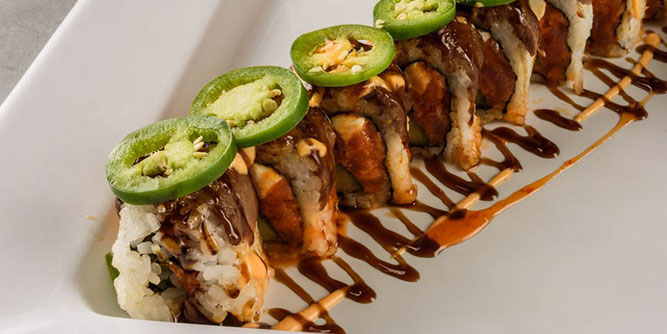 Rock n Roll Sushi slide 6