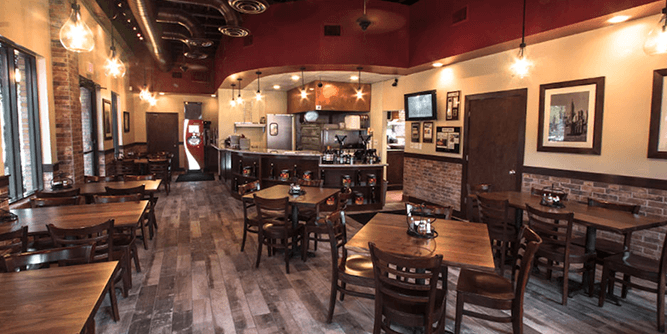 Russo's New York Pizzeria & Italian Kitchen - Texas slide 3