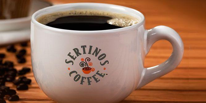 Sertinos Cafe slide 1