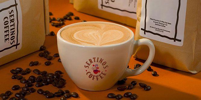Sertinos Cafe slide 2