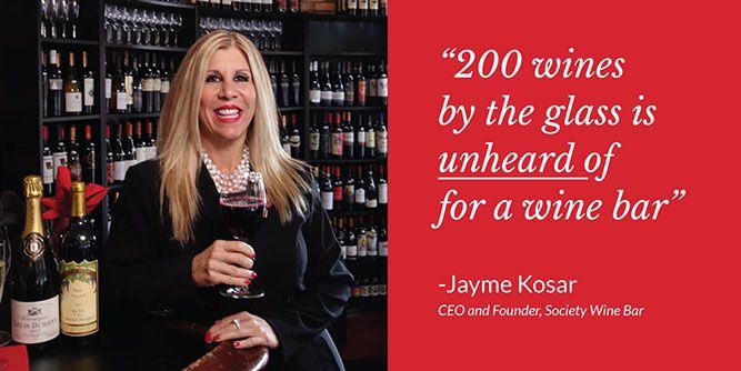 Society Wine Bar slide 4
