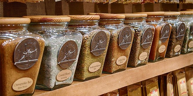 The Spice & Tea Exchange slide 1