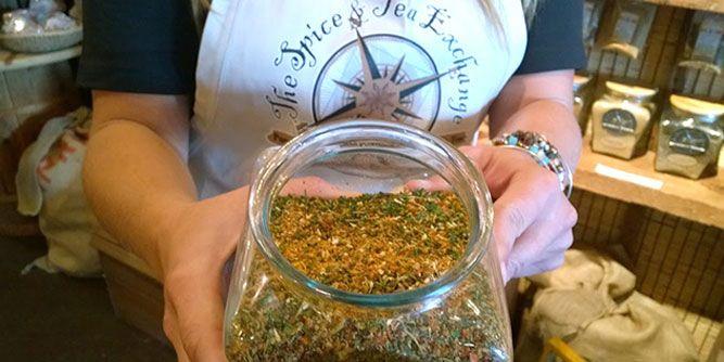 The Spice & Tea Exchange slide 5