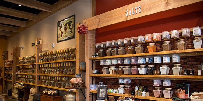 The Spice & Tea Exchange slide 7
