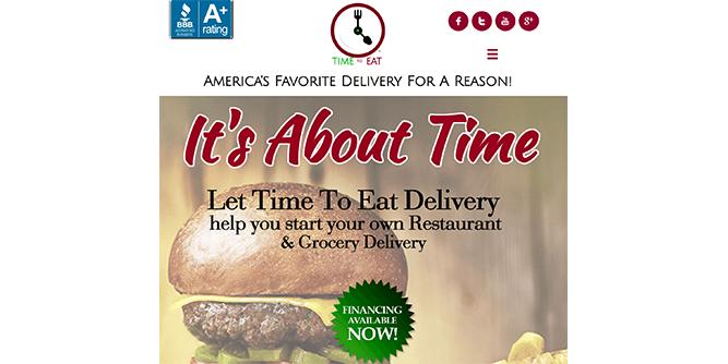 Time To Eat Deliveries slide 5