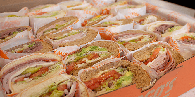 Togo's Great Sandwiches slide 5