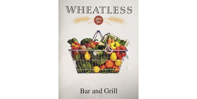 Wheatless Gluten Free slide 1