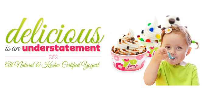 YoFresh Yogurt Cafe slide 1