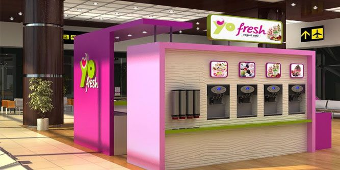 YoFresh Yogurt Cafe slide 3