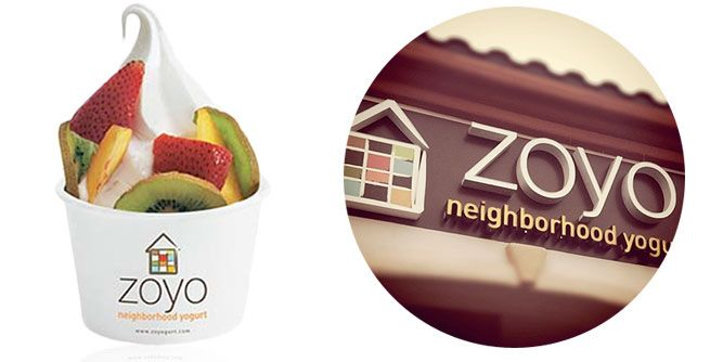 Zoyo Neighborhood Yogurt slide 1
