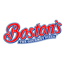 Boston's, The Gourmet Pizza