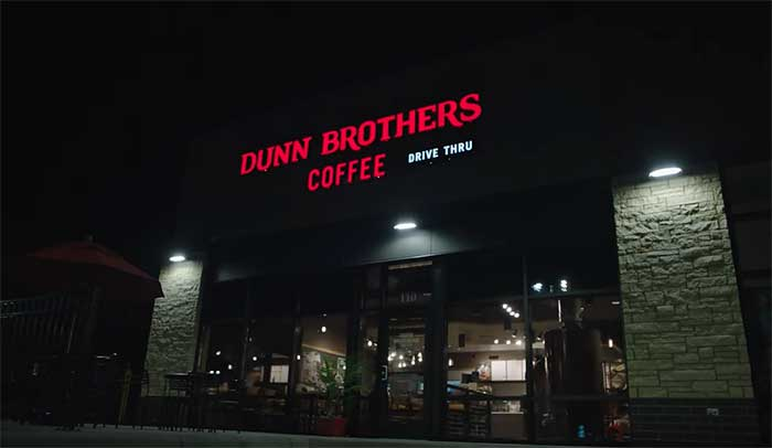 A Rare Blend - Dunn Brothers Coffee