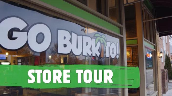 Go Burrito Store Tour