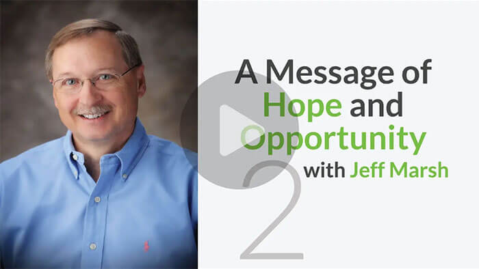A Message of Hope and Opportunity 2