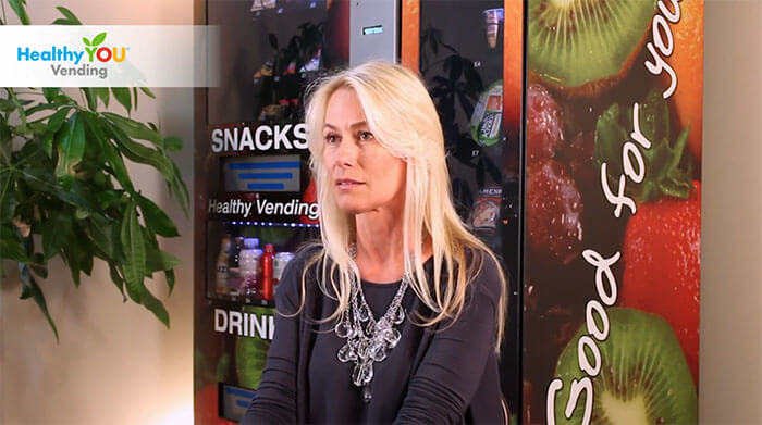 Genuine Support at Healthy YOU Vending