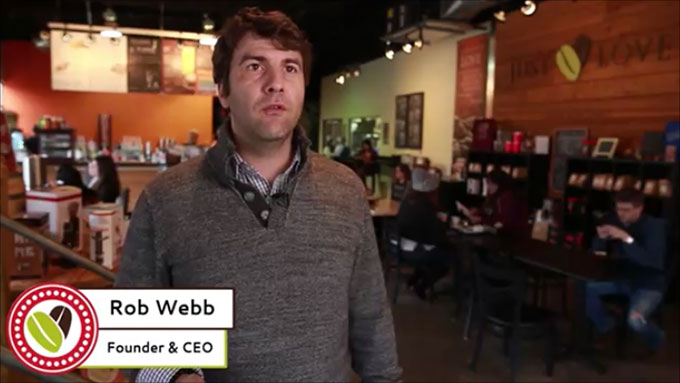 Get to Know Just Love founder Rob Webb