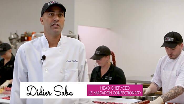 Didier Saba | Head Chef
