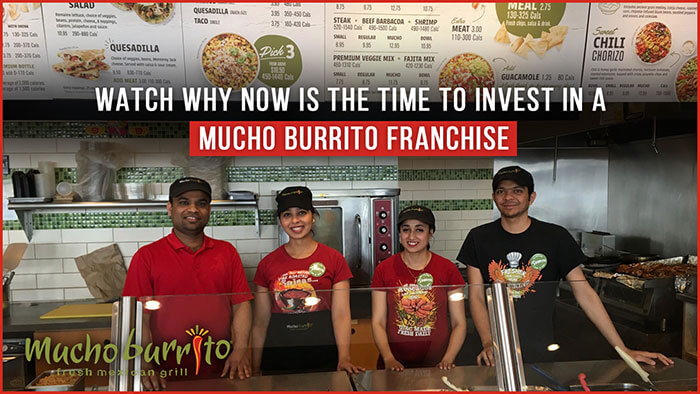 Mucho Burrito Franchise: The Brand Story