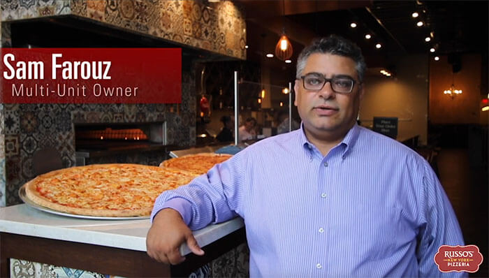 Franchisee Success Stories - Sam