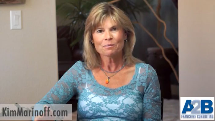 Kim Marinoff The Role of a Franchise Consultant