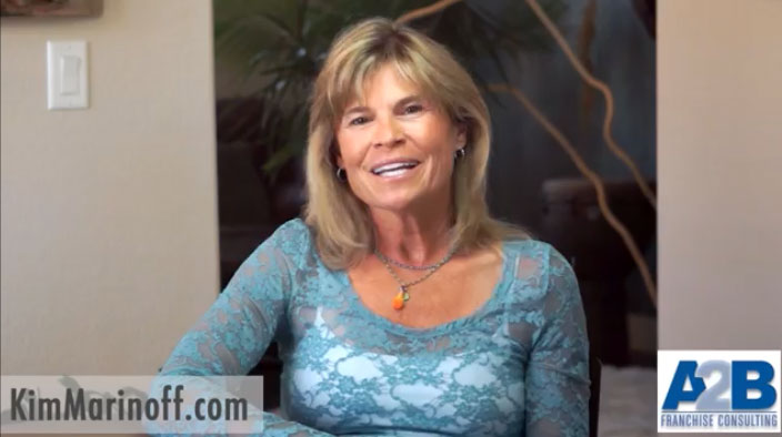 Kim Marinoff Questions to Ask a Franchisor
