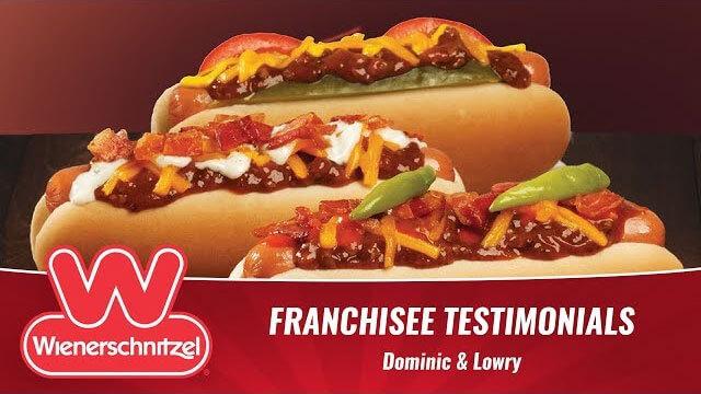 Wienerschnitzel Franchisee Testimonial: Dominic & Lowry